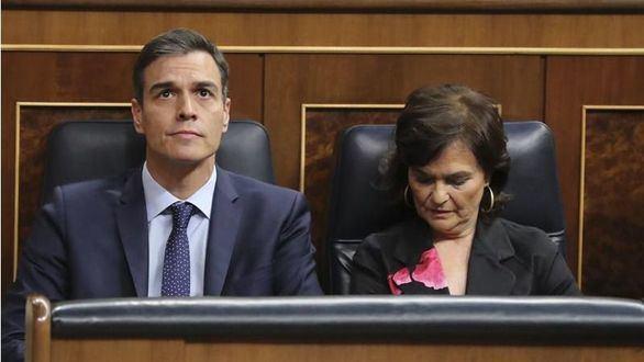 Sánchez implora el voto separatista o convoca elecciones en abril