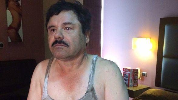 'El Chapo' Guzmán, culpable de narcotráfico