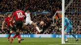 Un PSG repleto de bajas acompleja y arrasa al Manchester United   0-2