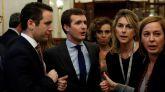 Casado ve 'inaplazable' la convocatoria de elecciones