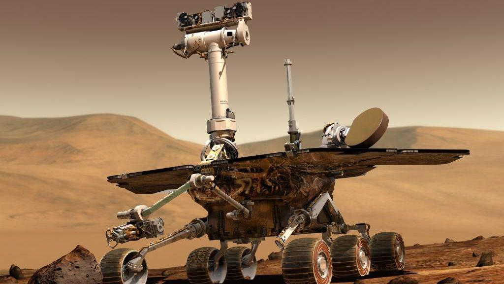 La NASA da por perdido al robot Opportunity, que descubrió agua en Marte