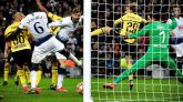 El astuto Tottenham se reivindica y arrasa al Borussia   3-0