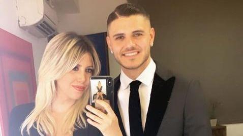 Icardi y su mujer generan una implosión en el Inter de Milán