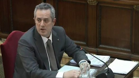 Forn: 'Le dije a Puigdemont que los Mossos tenían que cumplir la ley'