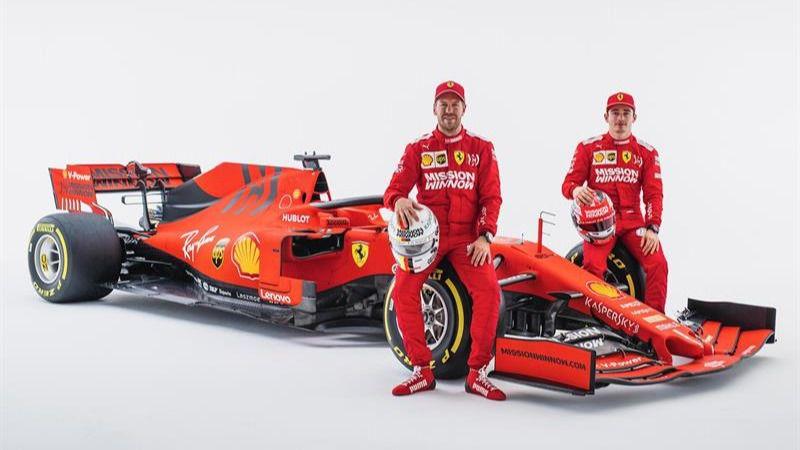 Fórmula Uno. Nuevo Ferrari y nuevo palo severo contra Sebastian Vettel