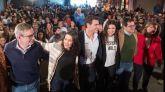 Rivera: 'Cada voto naranja servirá para echar a Sánchez'