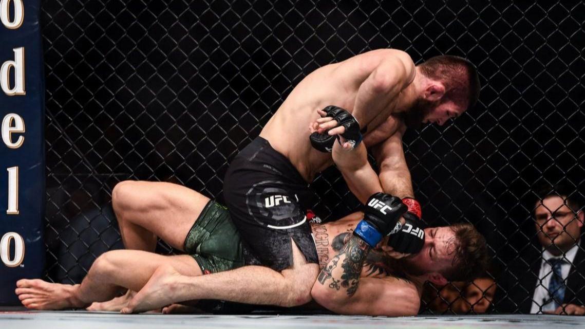 UFC. Khabib recibe la misma amenaza que McGregor y responde como corresponde