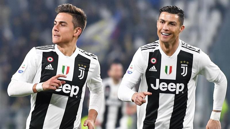 Ligas europeas. La Juventus y el PSG aceleran hacia la conquista del título