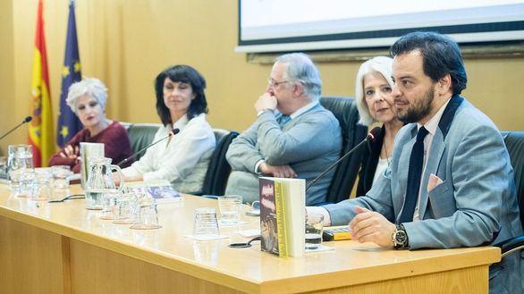 David Felipe Arranz, coordinador del libro Amores Canallas