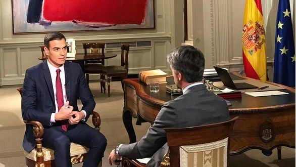 Sánchez no se 'cierra' a pactar con los independentistas tras el 28-A