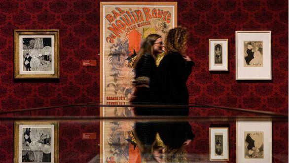 Toulouse-Lautrec y el espíritu de Montmartre, en CaixaForum Madrid