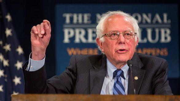 Bernie Sanders volverá a competir para llegar a la Casa Blanca en 2020