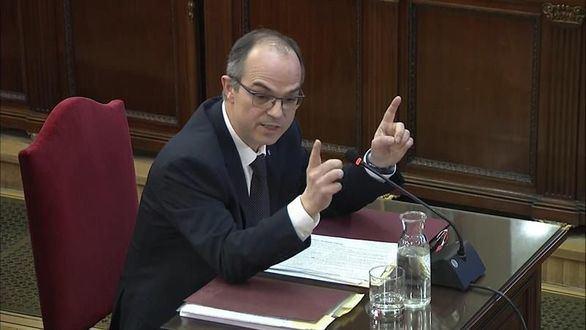 Jordi Turull califica la DUI de