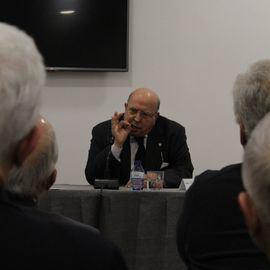 El catedrático de Derecho Constitucional, José Peña González.