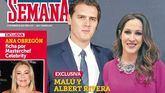 Albert Rivera y Malú son 'más que amigos', según la revista Semana