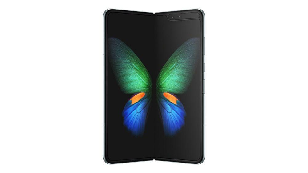 Samsung presenta el Galaxy Fold, el primer móvil con pantalla plegable