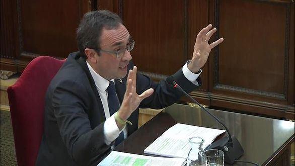 Rull ataca al Tribunal Constitucional por estar