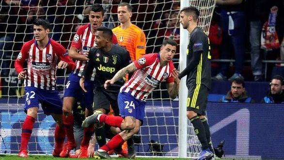 El Atlético impresiona a la Juventus y triunfa con su filosofía | 2-0