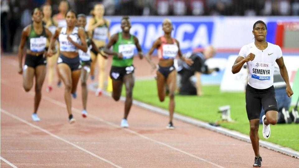 La batalla de Semenya por demostrar que es una mujer alcanza otra dimensión