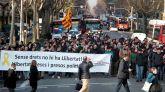 Los CDR, punta de lanza de Torra en las protestas contra el juicio del procés