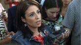 Adriana Lastra, portavoz parlamentaria del PSOE