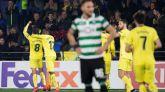 El Villarreal hace valer el esfuerzo de la ida para estar en el bombo  1-1