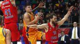 El CSKA no perdona al Gran Canaria  107-85