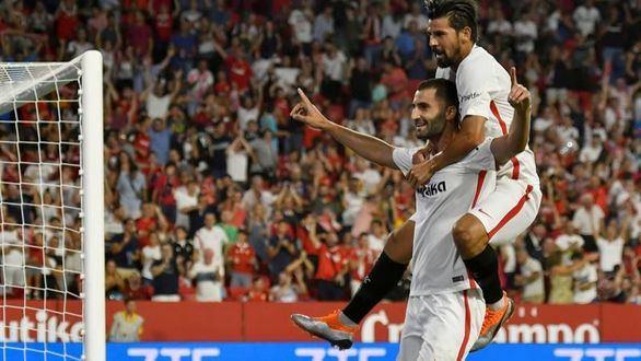 Sevilla-Slavia, Valencia-Krasnodar y Villarreal-Zenit, en los octavos de final