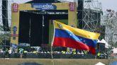 Concierto en Cúcuta, Colombia, por Venezuela