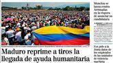 Venezuela: vuelve la violencia del Ejército