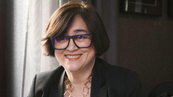 La experta en ciberseguridad, Paloma Llaneza, durante la entrevista.