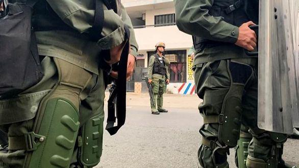 23 miembros de las Fuerzas Armadas desertan del régimen de Maduro