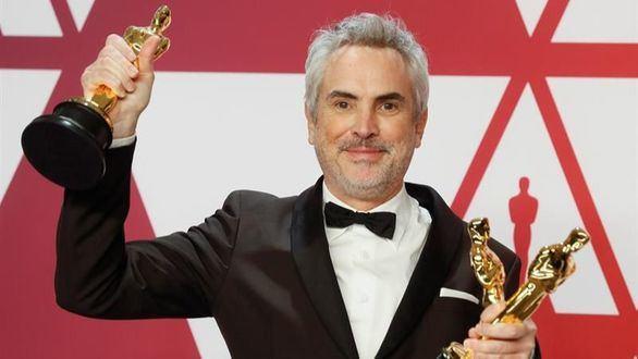 Green Book y Roma se reparten la noche de los Óscar con tres estatuillas cada una