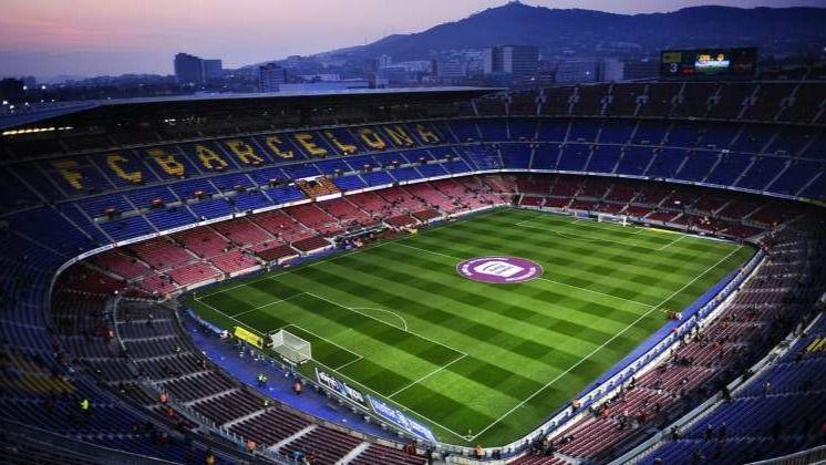 El Camp Nou se convierte en el primer estadio de Europa con cobertura 5G