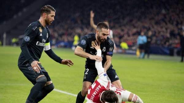 Oficial: la UEFA acusa a Sergio Ramos de