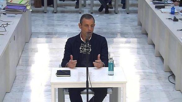 La Audiencia Nacional deja en libertad a Sandro Rosell