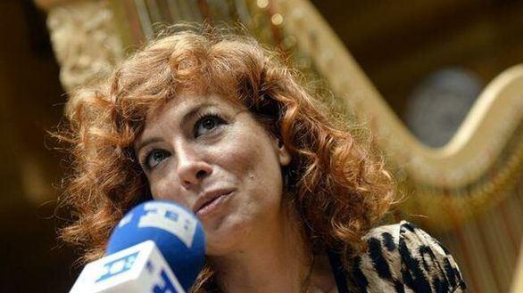 Pilar Jurado sustituye a Hevia al frente de la SGAE