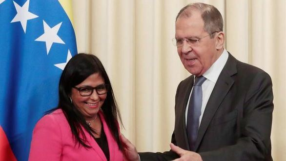 Rusia defenderá a Venezuela de la
