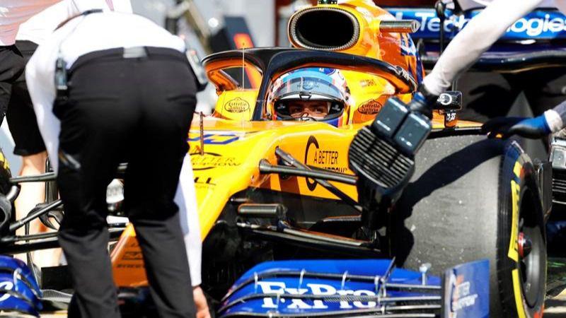 Fórmula Uno. McLaren resiste también en el despegue de Ferrari y Mercedes