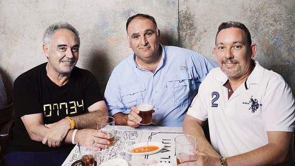 Los Adrià y José Andrés llevan a Nueva York el auténtico sabor de España