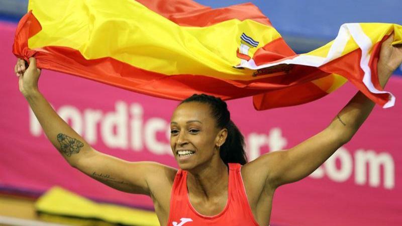 Europeos. Ana Peleteiro, histórica: oro y récord en triple salto
