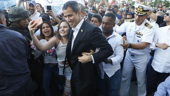 Guaidó anuncia su regreso a Venezuela y convoca nuevas movilizaciones