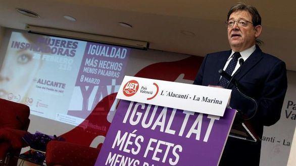 Ximo Puig adelantará las elecciones valencianas al 28-A