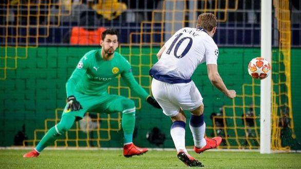 El Tottenham completa la clasificación ganando en Dortmund | 0-1