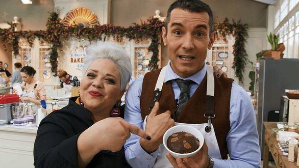 'Bake Off España' cuenta con Jesús Vázquez como presentados y con Betina Montagne como uno de los jueces.