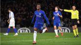 Chelsea y Nápoles cumplen, Sevilla e Inter empatan y el Arsenal se estrella
