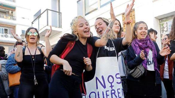 Reivindicativas marchas en las principales ciudades por el 8M