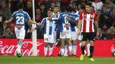 Raúl García iguala al final para el Athletic el tanto tempranero de Ferreyra  1-1