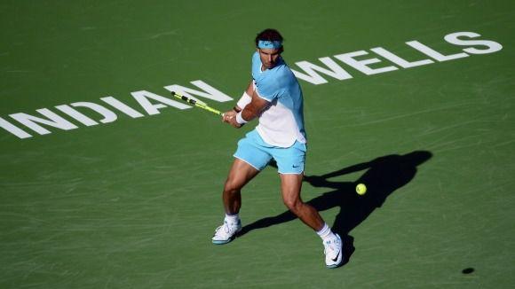 Indian Wells. Muguruza debuta con solvencia y Nadal aterriza hambriento