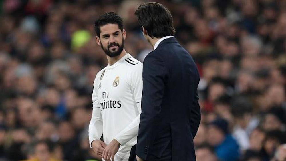 Solari abre la penitencia del Real Madrid señalando a algunos jugadores